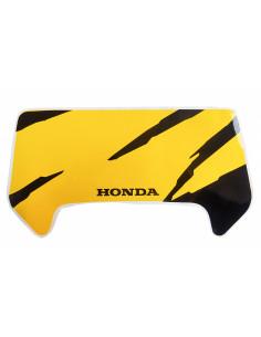 Dekal frontkåpa Honda MT gul/svart