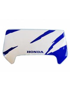 Dekal frontkåpa, Honda MT blå/vit