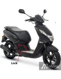 Lock Peugeot Kisbee