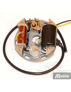 Stator Komplett. 6V-17W