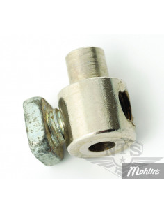 Skruvnippel 4/7x11mm