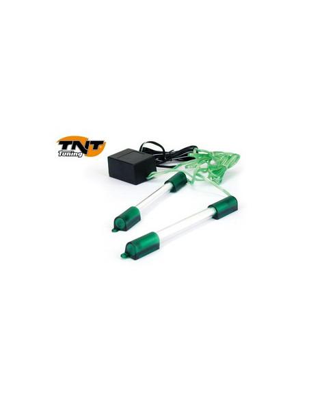 Neonrör Grön