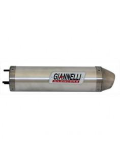 Giannelli Ljuddämpare Street Aluminium (Rieju RS2)