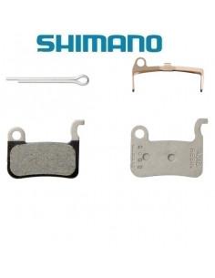 Shimano Skivbromsbelägg XTR/XT A01S Resin