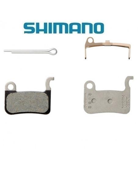Shimano Skivbromsbelägg XTR/XT Resin