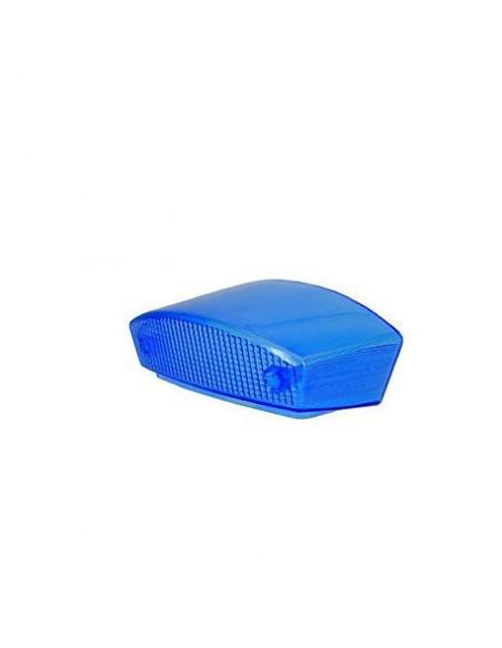 Baklampsglas Blå