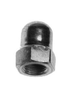 Kupolmutter M10