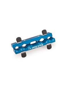 Park Tool Axelhållare AV5 för skruvstäd, passar pedaler och axlar