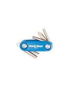 Park Tool Insexverktyg mini AWS13, 3,4,5mm T25, skruvmejsel