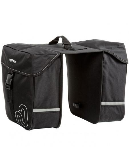 Väskset EBike Bak, 12,5 liter, 30x32x12 cm varje väska