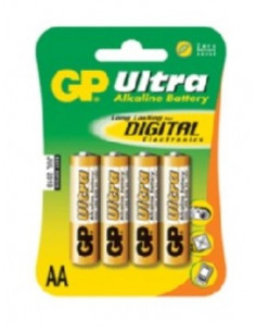Batteri lr6(aa) 1.5v (4)