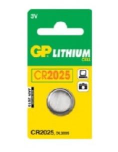Batteri cr2025 3.0v