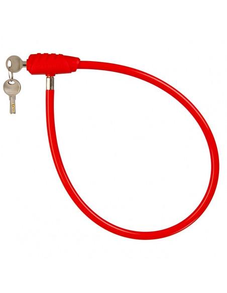 Spectra wirelås 10X650 mm, röd
