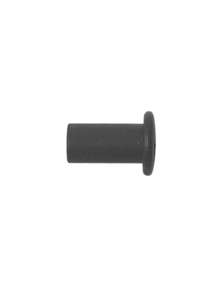 Basta plastknopp, 7 mm låspinne