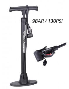 Pump Air fotpump, 62cm Svart  9 Bar
