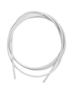 TEC Växelkabelhölje 2200 mm vit, 4 mm YD