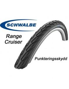 Schwalbe Range Cruiser 37622 Svart