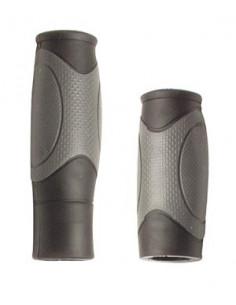 Handtag 90/120mm Svart/Grå