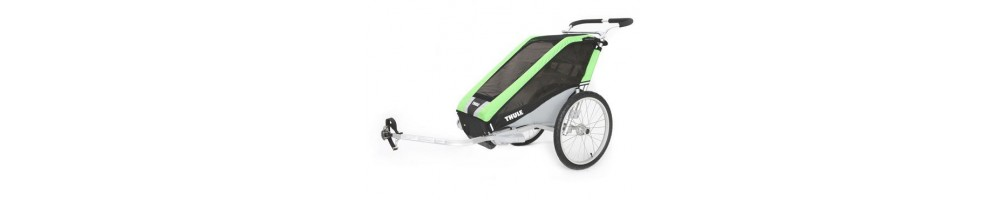 Cykelvagnar & Kärror